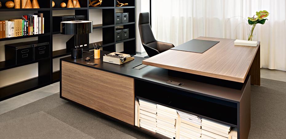 La Mercanti: Italienische Designer-Büromöbel erobern Deutschland