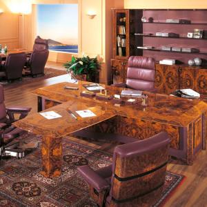 Chefbüros der Luxusklasse